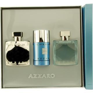 Azzaro 'Chrome' Men's Three-piece Fragrance Set