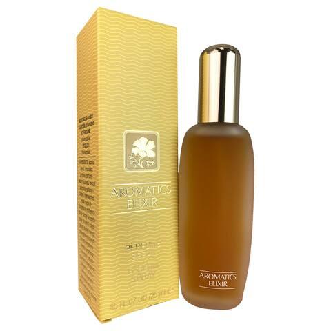 Clinique Aromatics Elixir Women's .83-ounce Perfume Spray