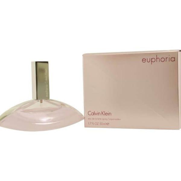 Calvin Klein Euphoria Women's 1.7-ounce Eau de Toilette Spray
