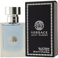 Gianni Versace Signature Men's 1-ounce Eau de Toilette Spray