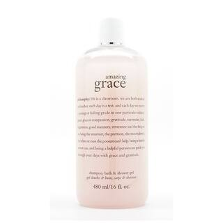 Philosophy Amazing Grace 16-ounce Shower Gel|https://ak1.ostkcdn.com/images/products/5551609/P13325427.jpg?impolicy=medium