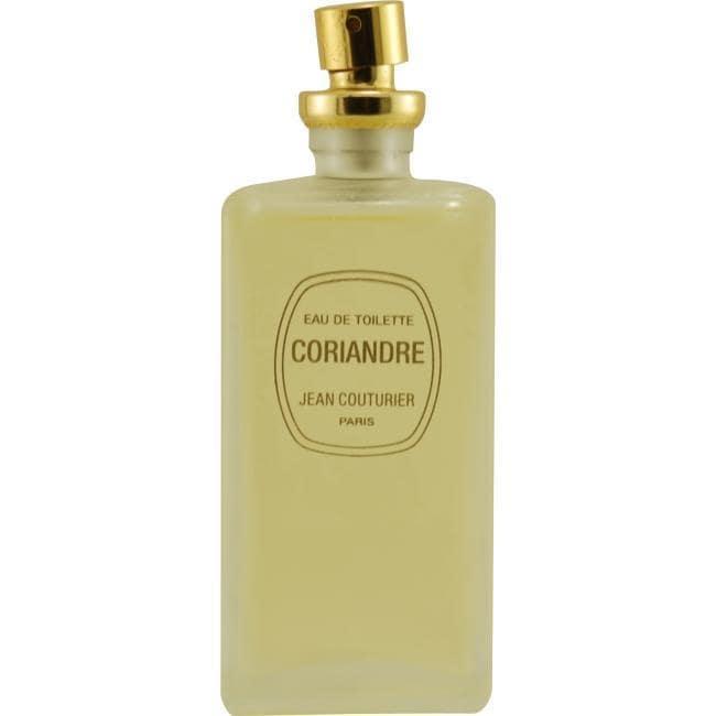 Jean Couturier Coriandre Women's 3.3-ounce Eau de Toilett...