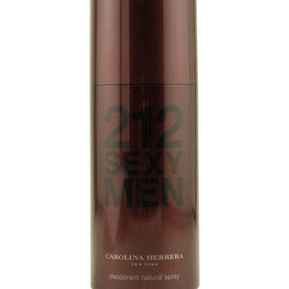Carolina Herrera 212 Sexy Men's 5-ounce Deodorant Spray
