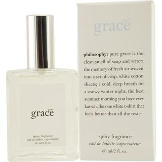 Philosophy Pure Grace Women's 2-ounce Eau de Toilette Spray