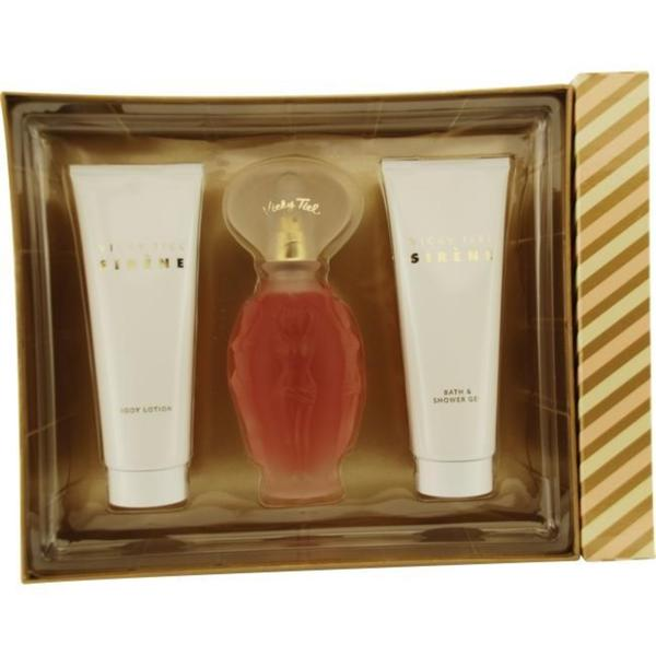 Vicky Tiel 'Sirene' Women's Three-piece Fragrance Set