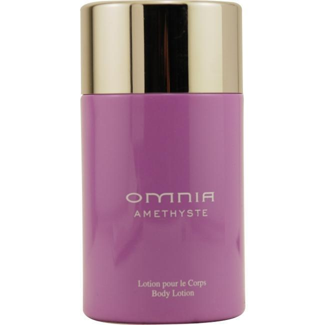 Bvlgari Omnia Amethyste Women's 6.7-ounce Body Lotion, Pi...