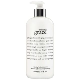 Philosophy Amazing Grace 16-ounce Firming Body Emulsion|https://ak1.ostkcdn.com/images/products/5551776/P13325579.jpg?impolicy=medium