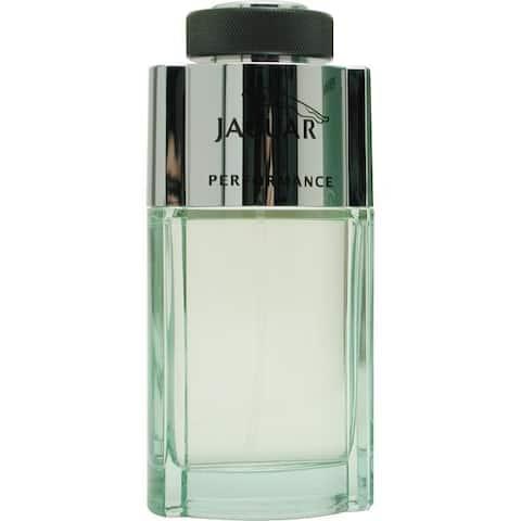 Jaguar Performance Men's 3.4-ounce Eau de Toilette (Tester) Spray