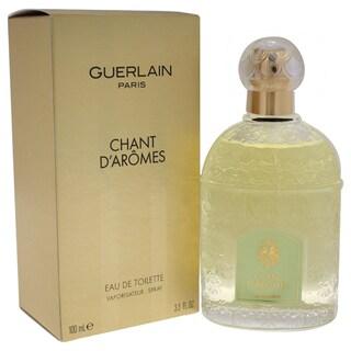 Guerlain 'Chant D'aromes' Women's 3.4-ounce Eau de Toilette Spray