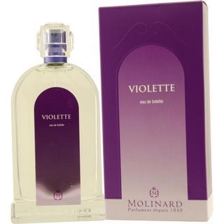 Molinard 'Les Fleurs Violette' Women's 3.3-ounce Eau de Toilette Spray