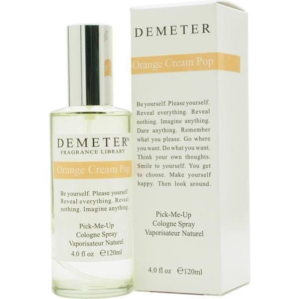 Demeter Orange Cream Pop Women's 4-ounce Cologne Spray