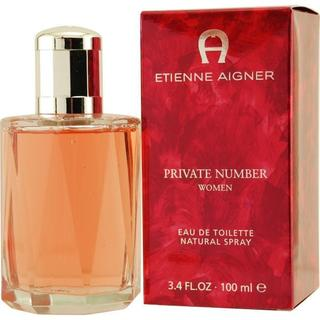 Etienne Aigner Private Number Women's 3.4-ounce Eau de Toilette Spray