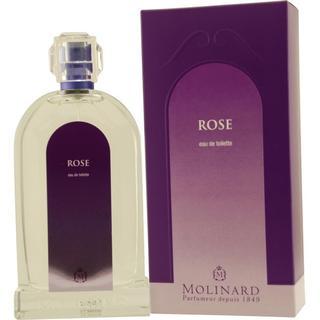 Molinard Les Fleurs Rose Women's 3.4-ounce Eau de Toilette Spray
