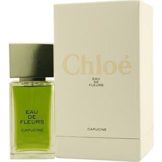 Chloe Eau de Fleurs Capucine Women's 3.4-ounce Eau de Toilette Spray