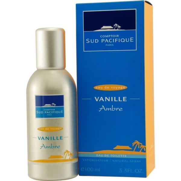 Comptoir Sud Pacifique Comptoir Sud Pacifique Vanille Ambre Women's 3.3-ounce Eau de Toilette Spra