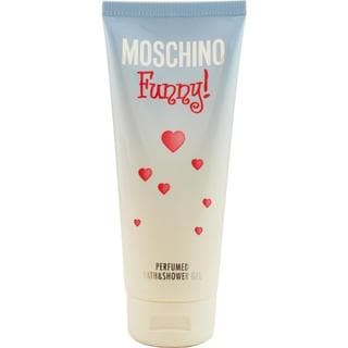 Moschino Funny! Women's 6.7-ounce Shower Gel
