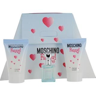 Moschino Funny! Women's Three-piece Fragrance Set