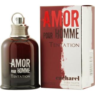 Cacharel Amor Pour Homme Tentation Men's 1.3-ounce Eau de Toilette Spray