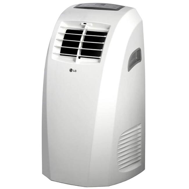 Shop Lg Electronics Lp0710wnr 9 000 Btu Portable Air