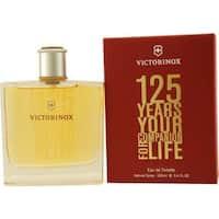 Victorinox Victorinox 125 Years Men's 3.4-ounce Eau de Toilette Spray