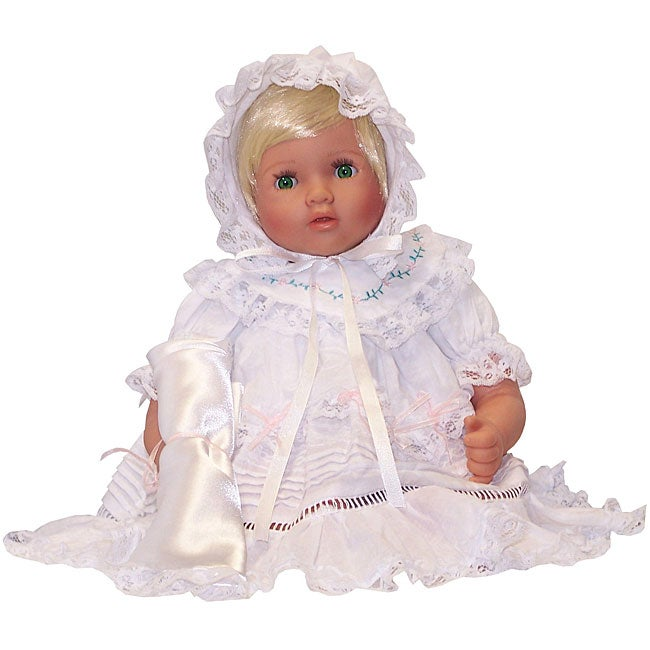 Me and Molly P. 18-inch Open Close Eye Lacy Doll