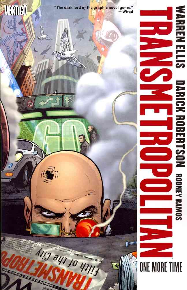 Transmetropolitan 10: One More Time (Paperback) - Thumbnail 0