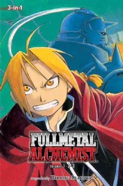 Fullmetal Alchemist Omnibus 1 (Paperback)