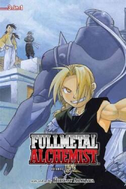 Fullmetal Alchemist Omnibus 3: 3-in-1 Edition (Paperback)