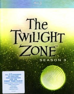 The Twilight Zone: Season 3 (Blu-ray Disc)