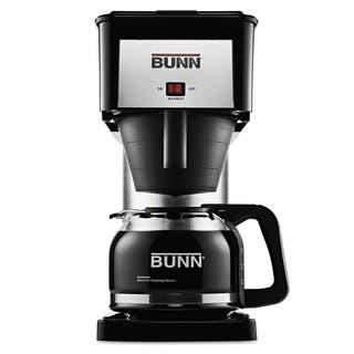 Bunn BX 10-Cup Velocity Brew Coffee Brewer - 7.1 x 13.8 x 14.3