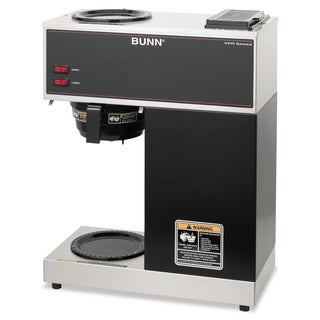 Bunn Two-Burner Pour-Over Coffee Brewer