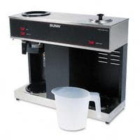 Bunn Pour-O-Matic 3-Burner Pour-Over Coffee Brewer