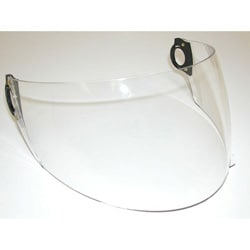 Raider Single Lens Motorcycle Helmet Replacement Shield
