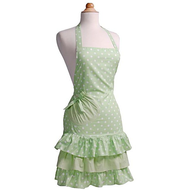 Mint-a-licious Women's Marilyn Flirty Apron