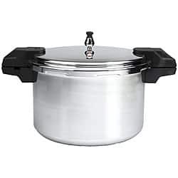 Mirro Silver, Aluminum, Pressure Cooker
