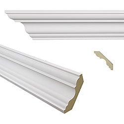 Classic 4.25-inch Crown Molding (8 pack)