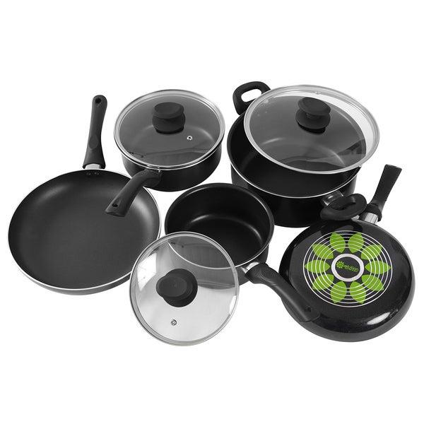 'E Artistry' 8-piece Ecological Cookware Set - Free ...