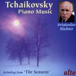 P.I. TCHAIKOVSKY - PIANO MUSIC-INCLUDING TH
