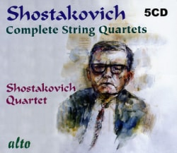 Shostakovich String Quartet - Shostakovich: Complete String Quartets