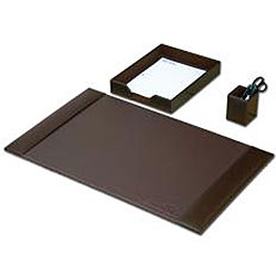 Dacasso Econo-line 3-piece Desk Set