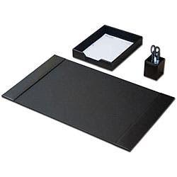 Dacasso Econo-line 3-piece Desk Set|https://ak1.ostkcdn.com/images/products/5559036/Dacasso-Econo-line-3-piece-Desk-Set-P13331517.jpg?impolicy=medium