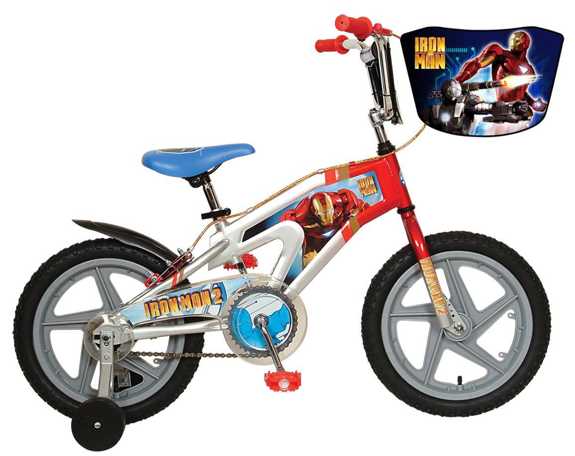 Iron Man 2 16-inch Bicycle
