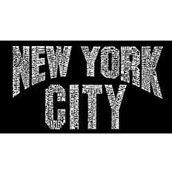 City Kitchen Logo los angeles pop art new york city kitchen apron - free shipping on