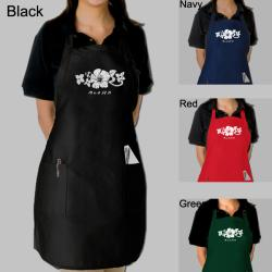 Los Angeles Pop Art Aloha Kitchen Apron