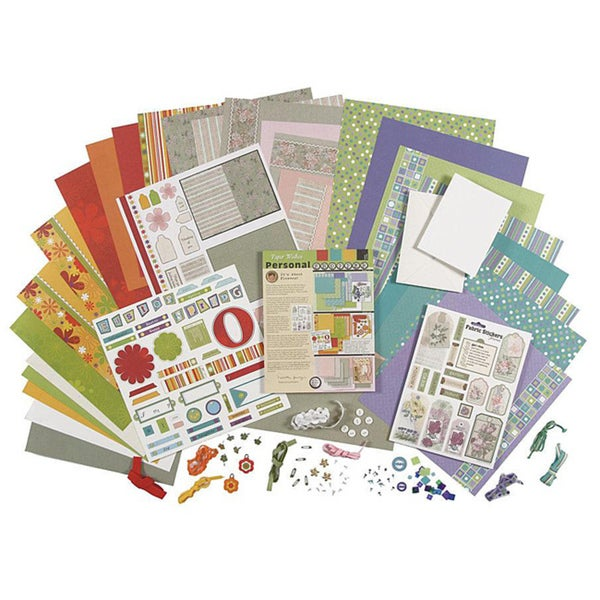 April 2006 Scrapbooking Personal Shopper Florals & Bold Geometrics Set