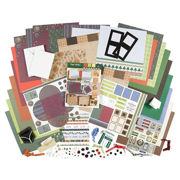 Personal Shopper December 2006 Holiday Scrapbooking Set