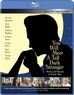 You Will Meet a Tall Dark Stranger (Blu-ray Disc)