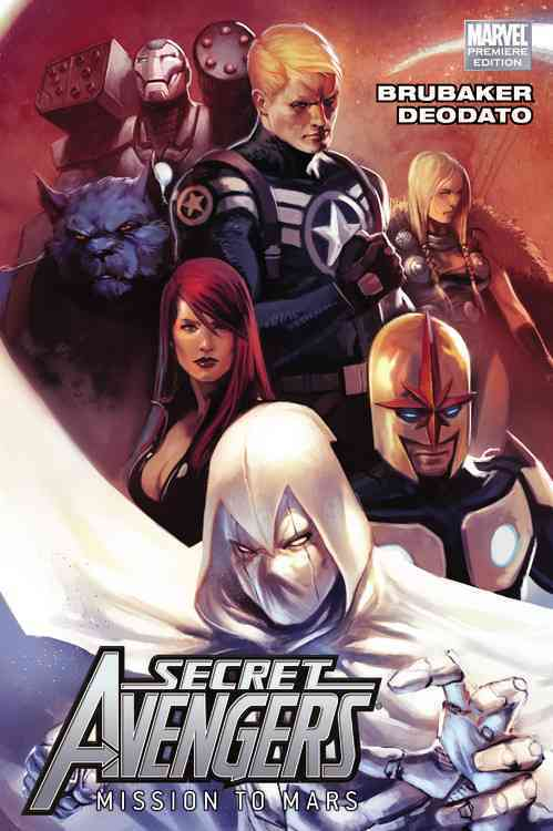 Secret Avengers 1: Mission to Mars (Paperback)