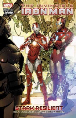 Invincible Iron Man 6: Stark Resilient - Book 2 (Paperback)