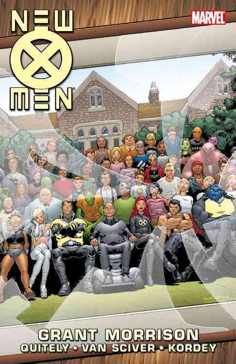 New X-men 3 (Paperback)